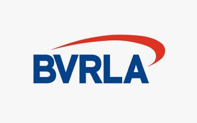 We are BVRLA members